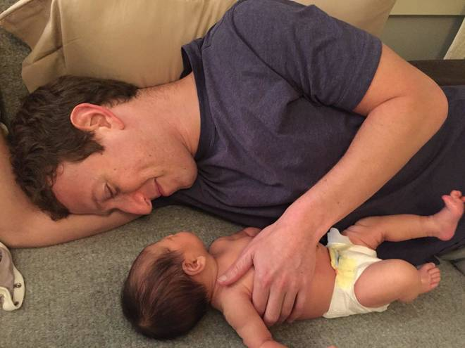 "Mark Zuckerberg e la nuova vita da papà: ""Full of joy with little Max..."""